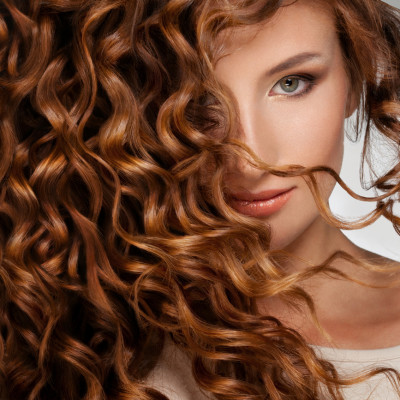 Rob Dawn Salon_ red curls